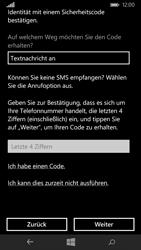 Nokia Lumia 735 - Apps - Konto anlegen und einrichten - 1 / 1