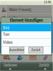 Samsung TouchWiz - MMS - Erstellen und senden - 19 / 25