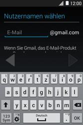Samsung Galaxy Young 2 - Apps - Konto anlegen und einrichten - 8 / 25