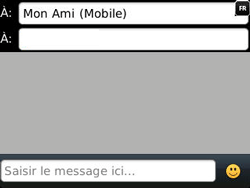BlackBerry 9320 - Contact, Appels, SMS/MMS - Envoyer un MMS - Étape 8