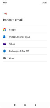Xiaomi RedMi Note 7 - E-mail - configurazione manuale - Fase 7