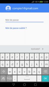 Huawei Mate S - E-mail - Configuration manuelle (gmail) - Étape 11