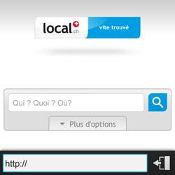 BlackBerry Q10 - Internet et roaming de données - Navigation sur Internet - Étape 13