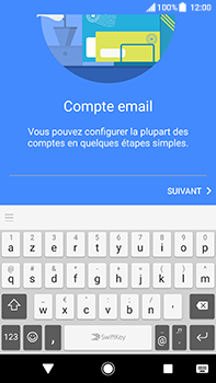 Sony Xperia XA2 Ultra - E-mails - Ajouter ou modifier un compte e-mail - Étape 7