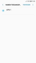 Samsung Galaxy S7 - Android Oreo - Internet - handmatig instellen - Stap 10