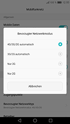 Huawei Nova - Netzwerk - Netzwerkeinstellungen ändern - Schritt 7