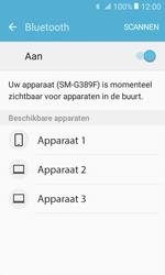 Samsung Galaxy Xcover 3 VE (SM-G389F) - Bluetooth - Aanzetten - Stap 5