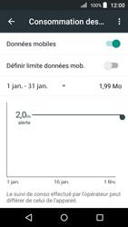 Acer Liquid Z320 - Internet - activer ou désactiver - Étape 5