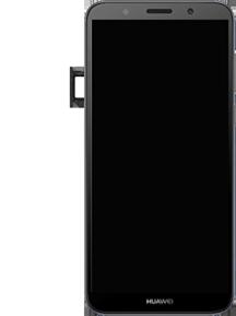 Huawei Y5 (2018) - Device - Insert SIM card - Step 3