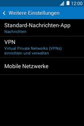 Samsung G130HN Galaxy Young 2 - Netzwerk - Netzwerkeinstellungen ändern - Schritt 5