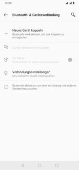OnePlus 6T - Android Pie - Bluetooth - Geräte koppeln - Schritt 7