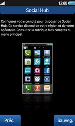 Samsung Wave 2 - Premiers pas - Créer un compte - Étape 6
