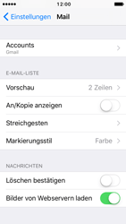 Apple iPhone SE - E-Mail - Konto einrichten (gmail) - 9 / 11