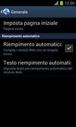 Samsung Galaxy S II - Internet e roaming dati - Configurazione manuale - Fase 20