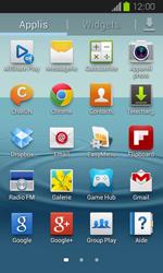 Samsung I8730 Galaxy Express - E-mail - Configuration manuelle - Étape 3