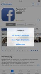 Apple iPhone 6 Plus - iOS 8 - Apps - Einrichten des App Stores - Schritt 9