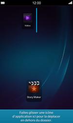 BlackBerry Z10 - Applications - Personnaliser l