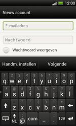HTC T320e One V - e-mail - handmatig instellen - stap 6
