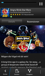 BlackBerry Z10 - Apps - Herunterladen - 18 / 21