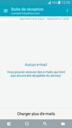 Samsung A300FU Galaxy A3 - E-mail - Configuration manuelle (yahoo) - Étape 10