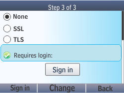 Nokia Asha 210 - Email - Manual configuration POP3 with SMTP verification - Step 15