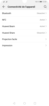 Huawei P30 Pro - Internet et connexion - Connexion avec un équipement multimédia via Bluetooth - Étape 5