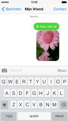 Apple iPhone 5s - MMS - Afbeeldingen verzenden - Stap 13
