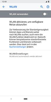Google Pixel 3 - WLAN - Manuelle Konfiguration - 6 / 10