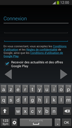 Samsung I9300 Galaxy S III - E-mail - Configuration manuelle (gmail) - Étape 11