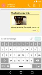 LG G5 - Contact, Appels, SMS/MMS - Envoyer un MMS - Étape 20