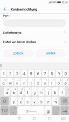 Huawei P10 Lite - E-Mail - Konto einrichten - Schritt 13