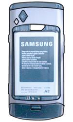 Samsung S8500 Wave - SIM-Karte - Einlegen - Schritt 5