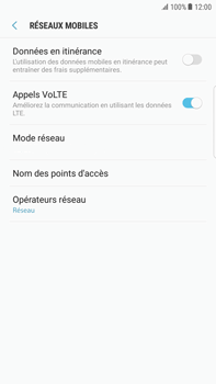 Samsung Samsung G928 Galaxy S6 Edge + (Android N) - Internet - Configuration manuelle - Étape 8
