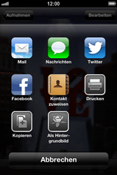 Apple iPhone 4 S - E-Mail - E-Mail versenden - 6 / 13
