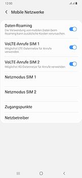 Samsung Galaxy A50 - Internet und Datenroaming - Deaktivieren von Datenroaming - Schritt 6