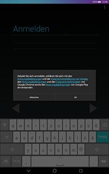 Huawei MediaPad T1 (10.0) LTE - E-Mail - Konto einrichten (gmail) - Schritt 11