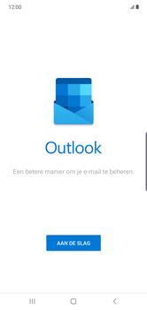 Samsung Galaxy Note 10 Plus - e-mail - handmatig instellen - stap 5