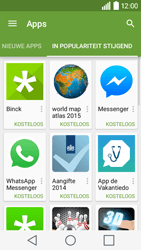 LG Leon 3G (H320) - apps - app store gebruiken - stap 13