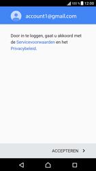 Sony Sony Xperia XA (F3111) - E-mail - Handmatig instellen (gmail) - Stap 14