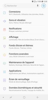 Samsung Galaxy J4+ - Internet et connexion - Partager votre connexion en Wi-Fi - Étape 4