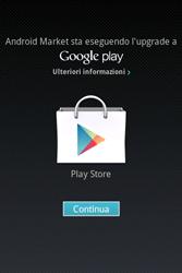 Alcatel OT-983 - Applicazioni - configurazione del negozio applicazioni - Fase 14