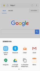 Samsung Galaxy S7 - Android N - Internet und Datenroaming - Verwenden des Internets - Schritt 20