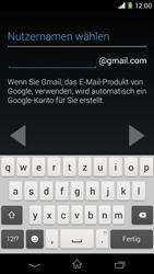 Sony Xperia M2 - Apps - Konto anlegen und einrichten - 8 / 23