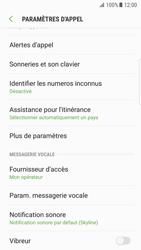 Samsung G935 Galaxy S7 Edge - Android Nougat - Messagerie vocale - Configuration manuelle - Étape 6