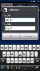 Sony Xperia X10 - Internet - Internetten - Stap 7