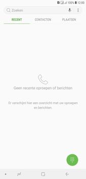 Samsung Galaxy J4 Plus - voicemail - handmatig instellen - stap 5