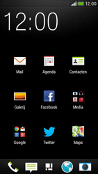 HTC Desire 601 - E-mail - E-mails verzenden - Stap 3