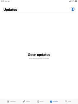 Apple ipad-pro-9-7-ios-12 - Applicaties - Downloaden - Stap 8