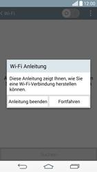LG D855 G3 - WLAN - Manuelle Konfiguration - Schritt 5