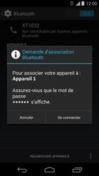 Motorola Moto G - Bluetooth - Jumeler avec un appareil - Étape 7
